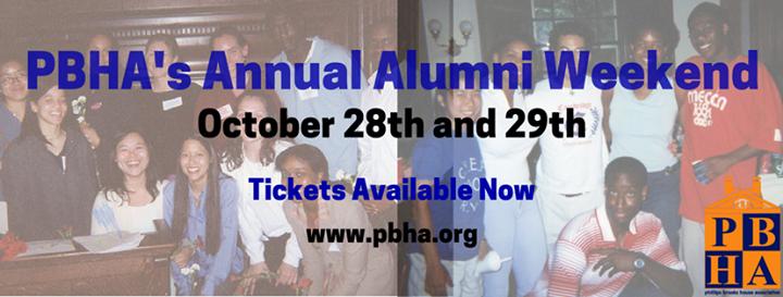 PBHA (Phillips Brooks House Association) cover