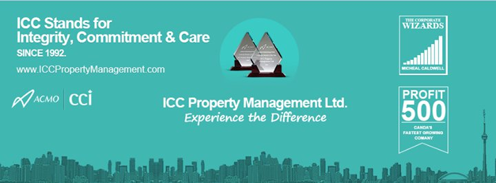 ICC Property Management Toronto cover
