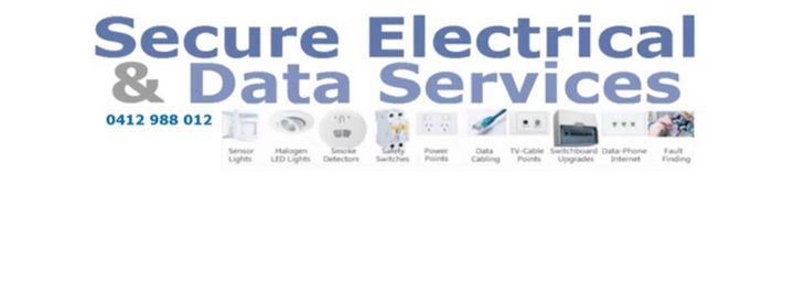 Secure Electrical & Data Services cover