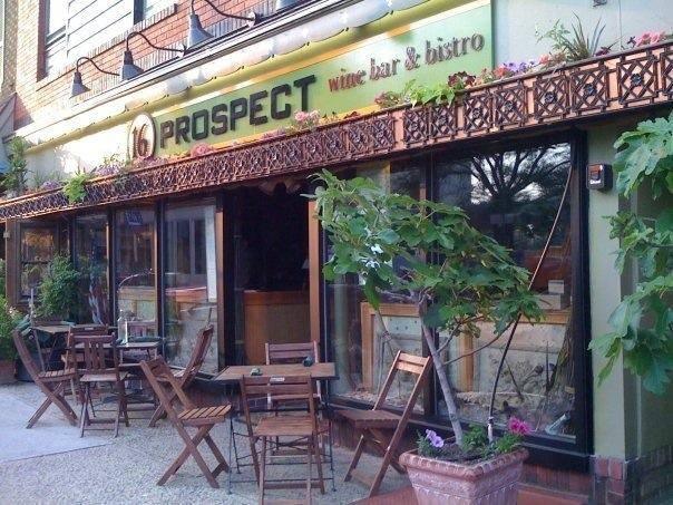 16 Prospect Wine Bar & Bistro cover