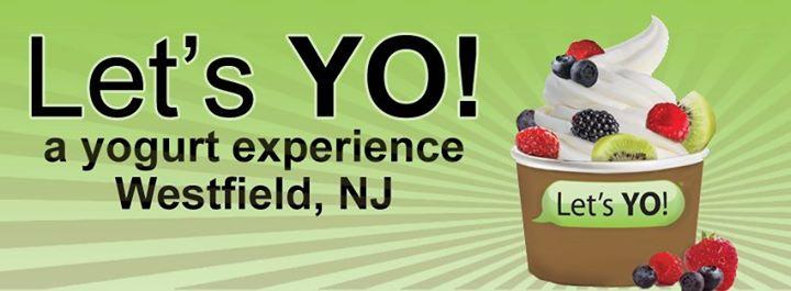 Let's Yo Yogurt Westfield cover