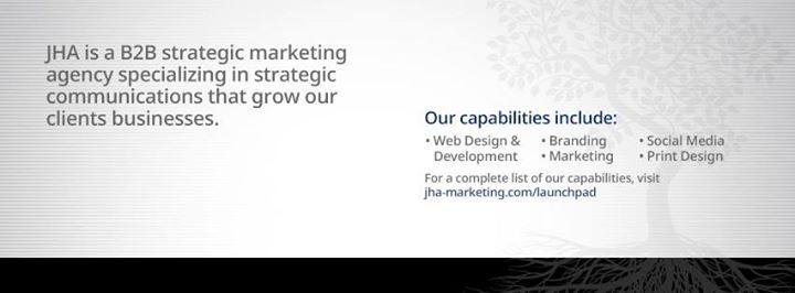 JHA Marketing cover