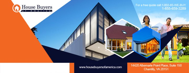 House Buyers Of America cover