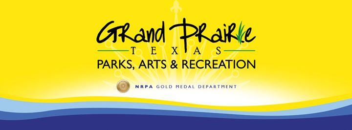 Grand Prairie Parks, Arts & Recreation cover