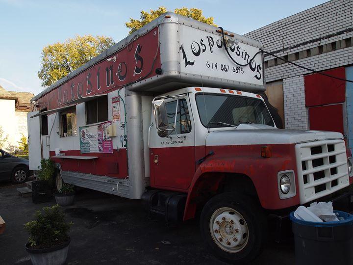 Los Potosinos Mexican Food Truck Of Columbus Columbus United States