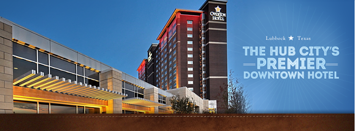 Overton Hotel & Conference Center cover