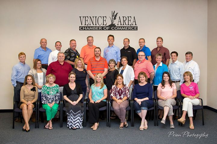 Venice Area Chamber of Commerce cover