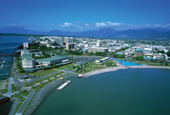 Koala Beach Resort Cairns cover