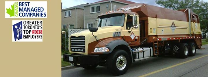 Miller Waste Systems cover