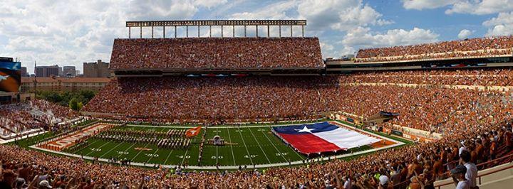 Darrell K Royal-Texas Memorial Stadium - University of Texas cover
