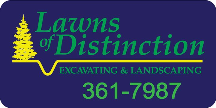 Lawns of Distinction cover