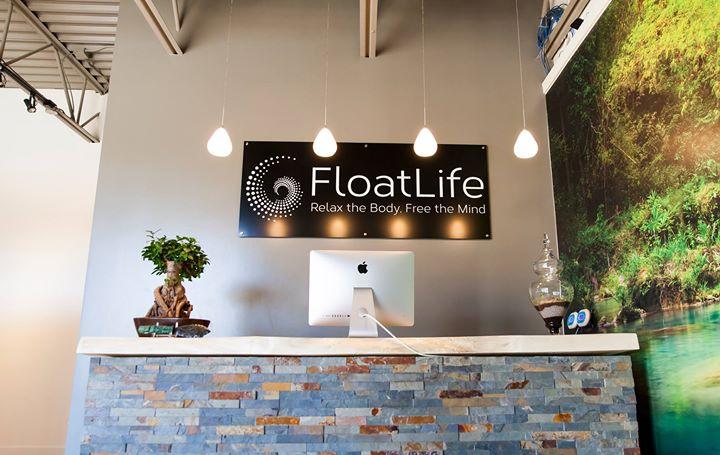 FloatLife cover