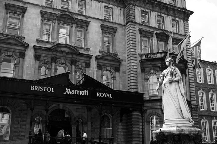 Bristol Marriott Royal Hotel cover