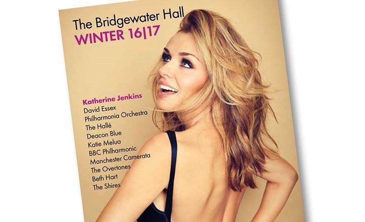 The Bridgewater Hall cover