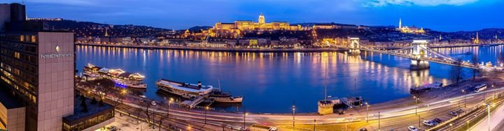 InterContinental Budapest cover