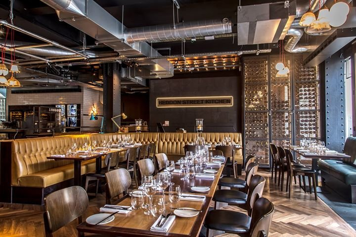 Heddon Street Kitchen cover