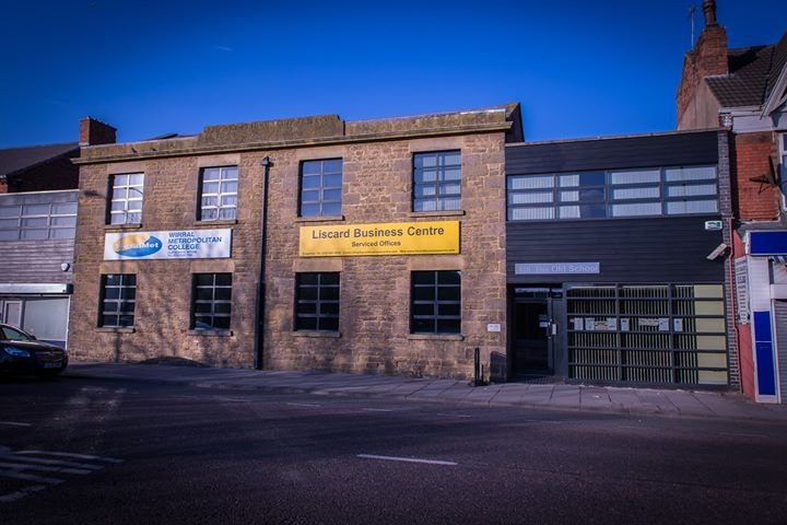 Liscard Business Centre cover