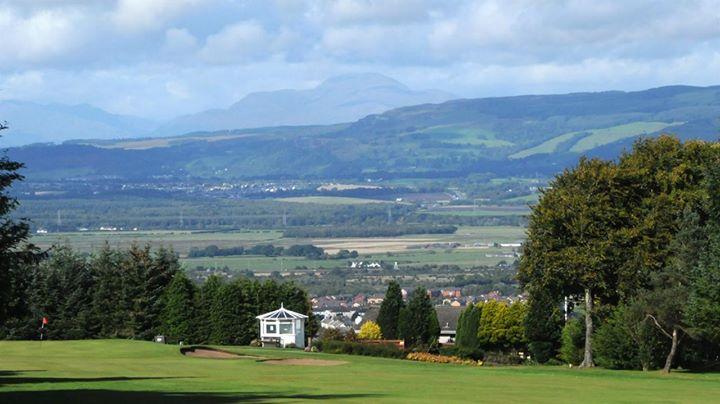 Paisley Golf Club cover