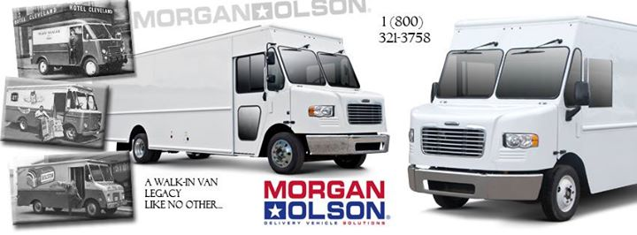 Morgan Olson cover