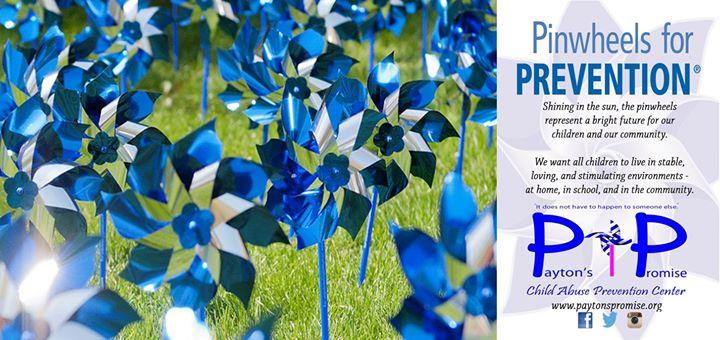 Payton's Promise Child Abuse Prevention Center cover