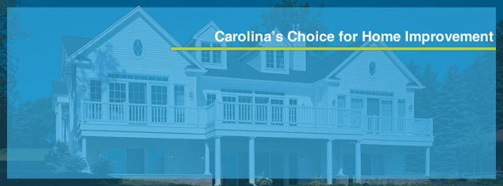 Carolina Home Remodeling cover