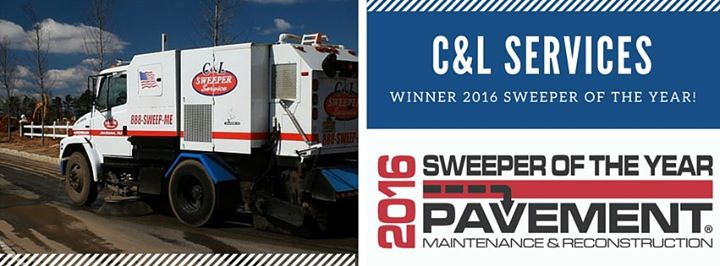 C&L Sweeper Service cover
