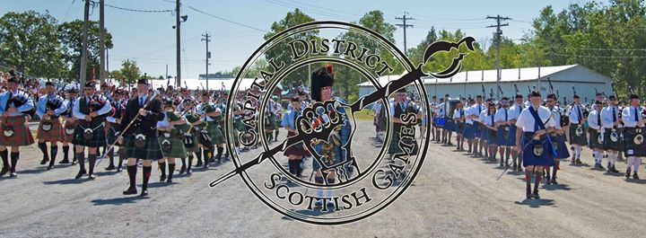 Capital District Scottish Games cover
