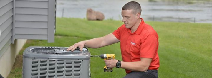 Isaac Heating & Air Conditioning cover