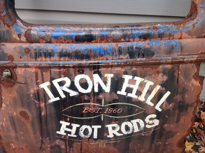 Iron Hill Hot Rods cover