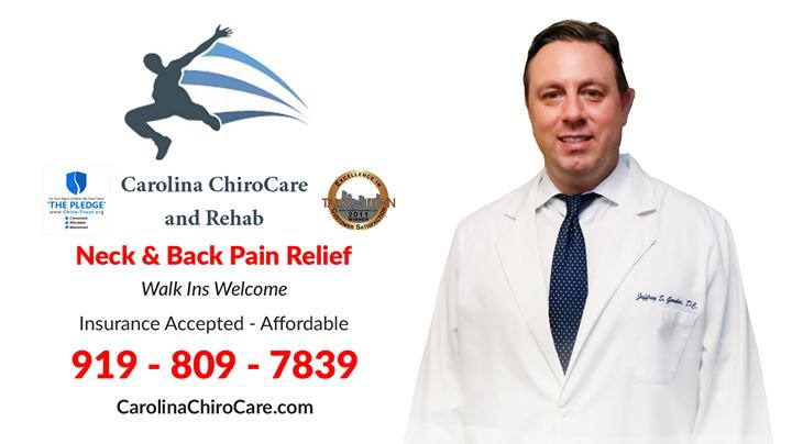 Carolina ChiroCare and Rehab cover