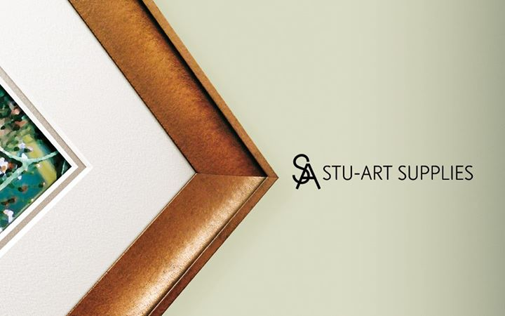 Stu-Art Supplies cover
