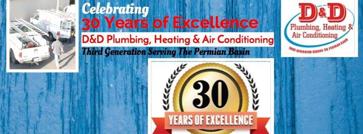 D D Plumbing Heating Air Conditioning Midland United States