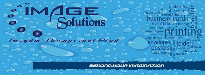 Image Solutions Graphic Design and Print cover