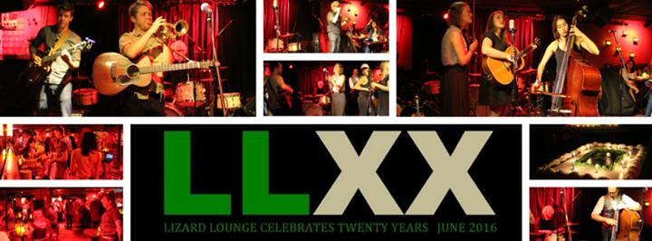 Lizard Lounge Cambridge cover