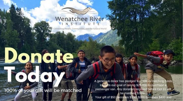 Wenatchee River Institute at Barn Beach Reserve cover