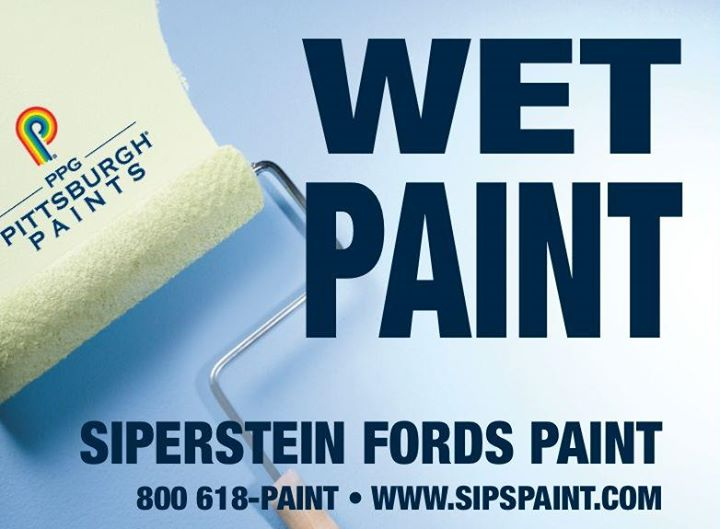Siperstein's Paints! cover