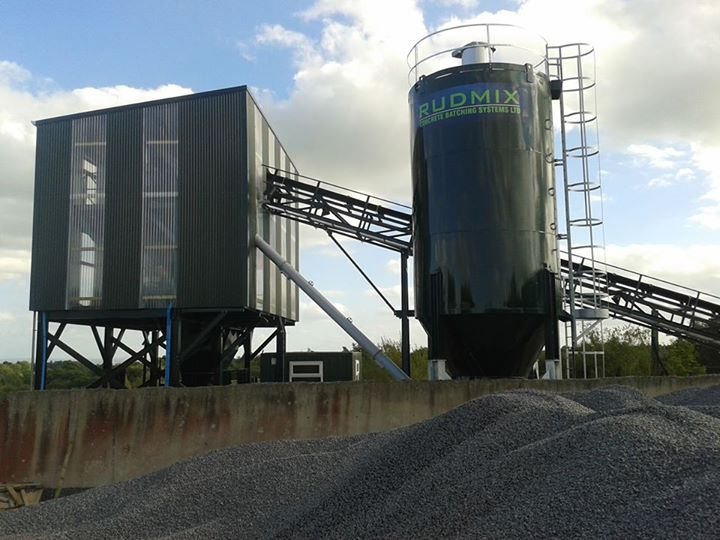 Rudmix Concrete Batching Systems Ltd cover