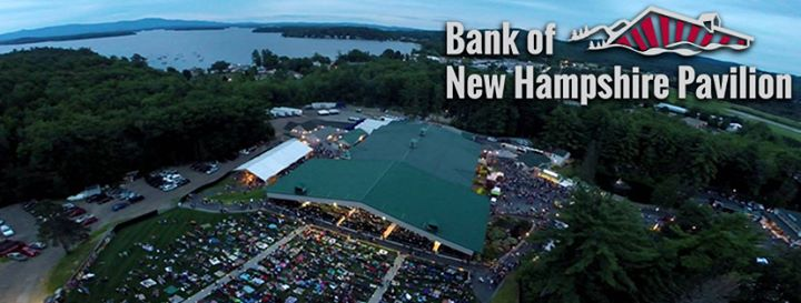 Bank of NH Pavilion cover