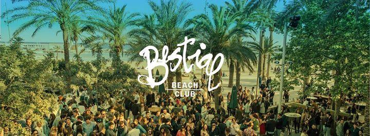 Bestial Beach Club Barcelona cover