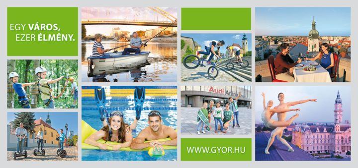 Győr Város hivatalos oldala cover