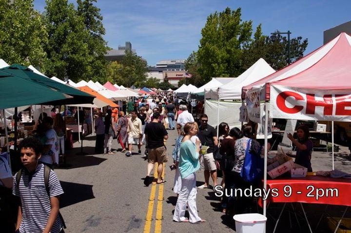 Walnut Creek Farmers' Market cover