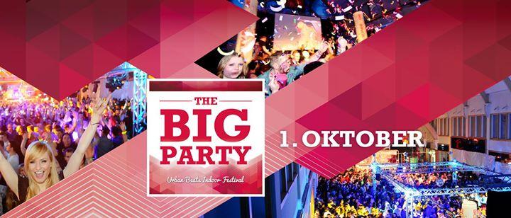 The Big Party im Brücken-Center Ansbach cover