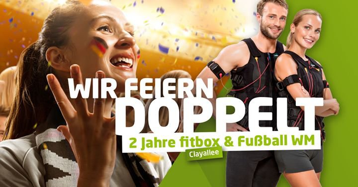 EMS Fitnessstudio fitbox Berlin Clayallee cover