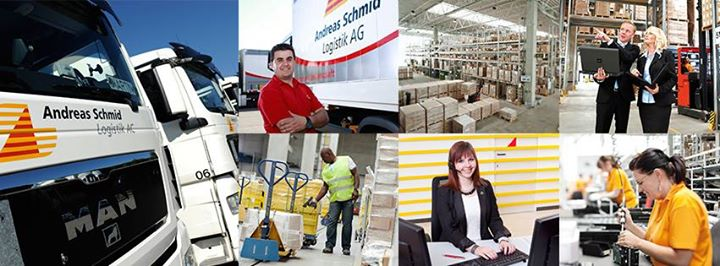 Andreas Schmid Logistik AG cover