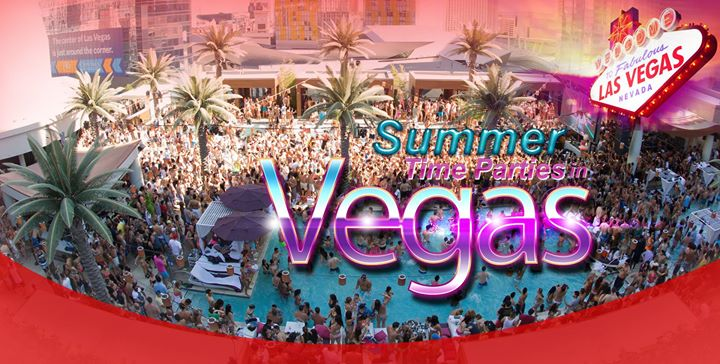 Las Vegas Strip VIP Parties cover