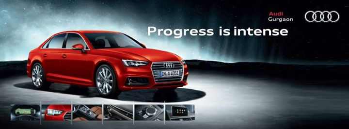Audi Gurgaon cover