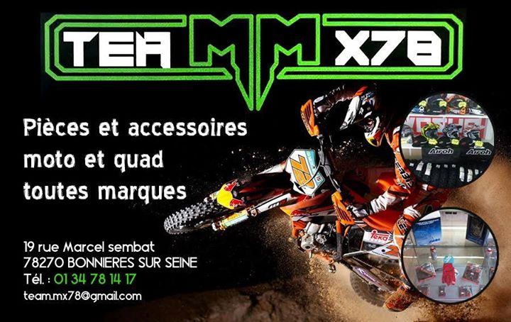 Team MX78 cover