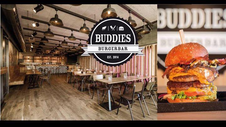 buddies burger bar regensburg deutschland. Black Bedroom Furniture Sets. Home Design Ideas