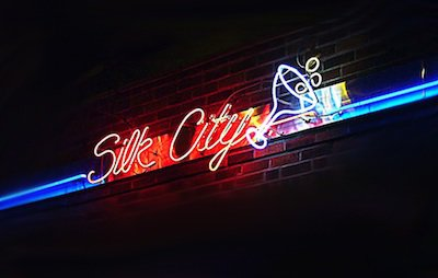 Silk City Diner Bar & Lounge cover