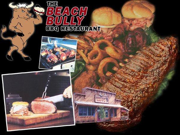 The Beach Bully cover